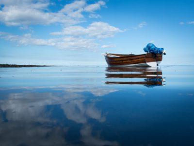 David Roekens: (°1999): vierde prijs met de foto 'De zee'